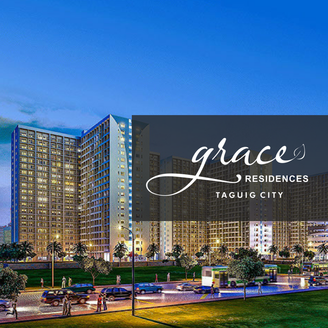 SMDC Grace Residences - 1 Bedroom With Balcony | Condominium for Sale Taguig
