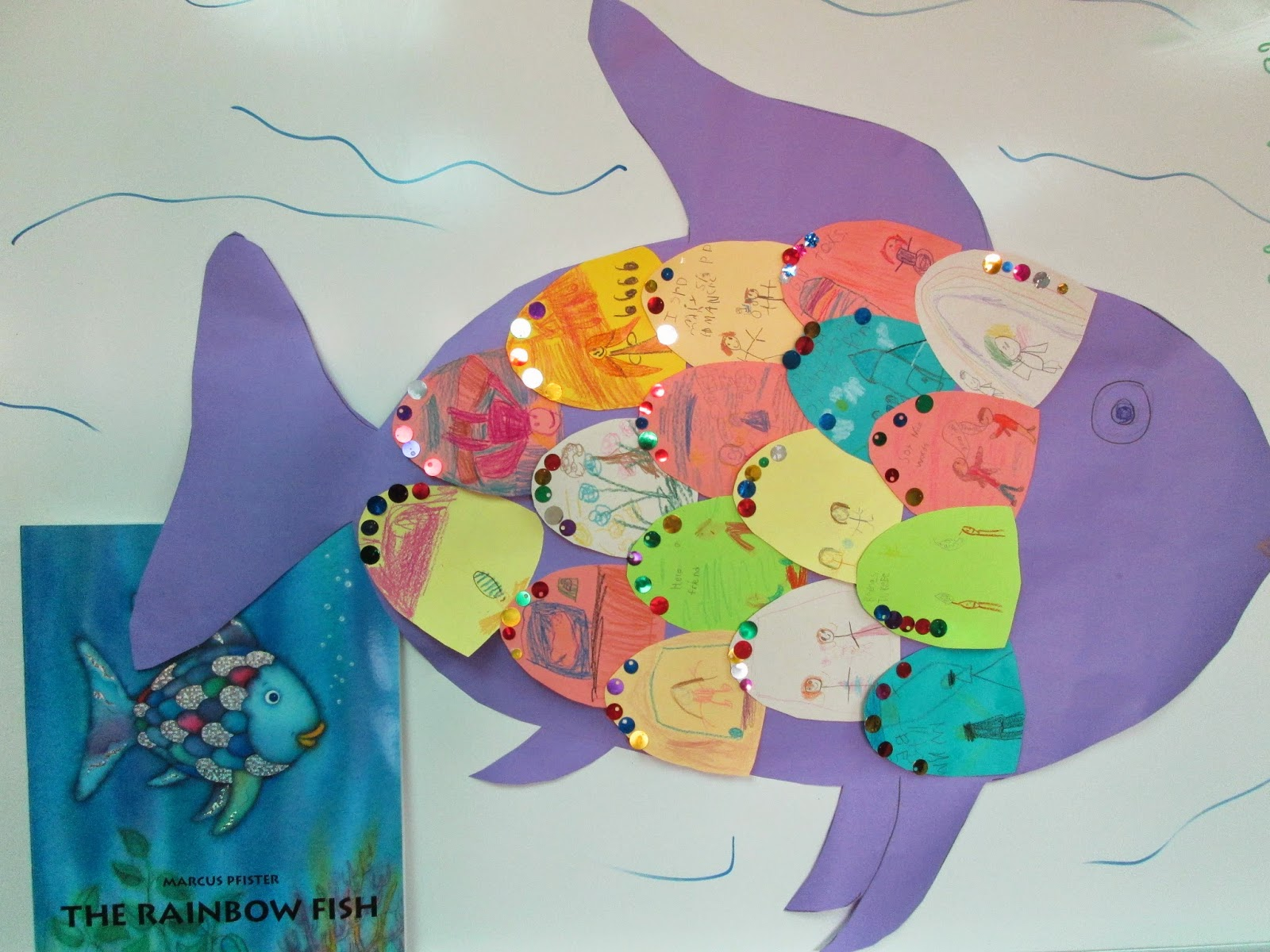 Elementary Counseling Blog The Rainbow Fish