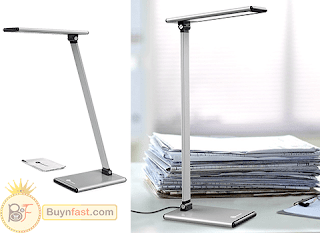 Review Aluminum Alloy LED Desk Lamp by TaoTronics