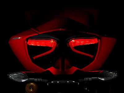 Ducati 1299 Panigale S taillight image