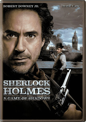 Film Sherlock Holmes A Game of Shadows