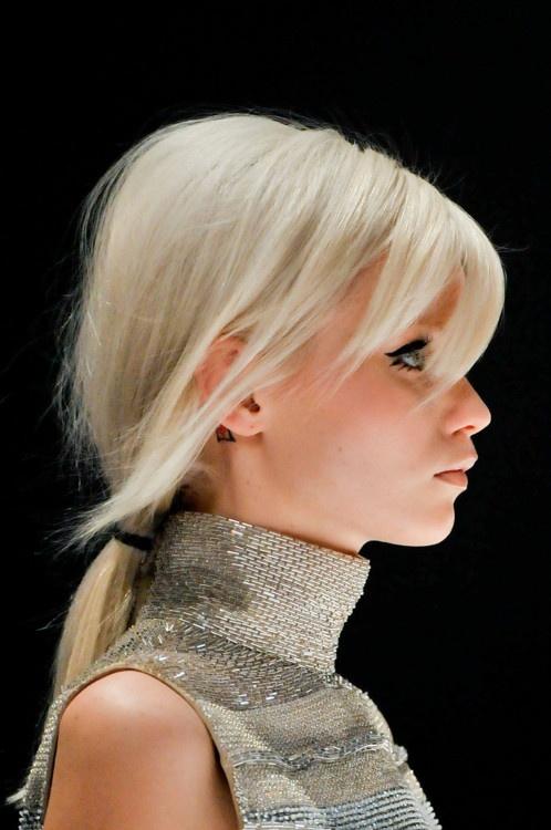 frosty+blonde Platinum Bleach Blonde Hair