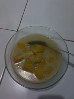Resep sederhana kombinasi buah labu dan pepaya