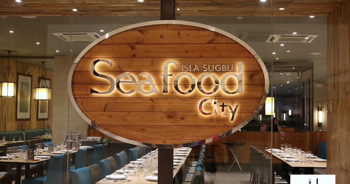Seafood City Isla Sugbu In Cebu City Food In The Bag