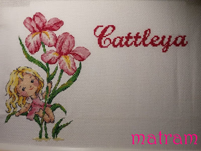 birth flower soda cross stitch