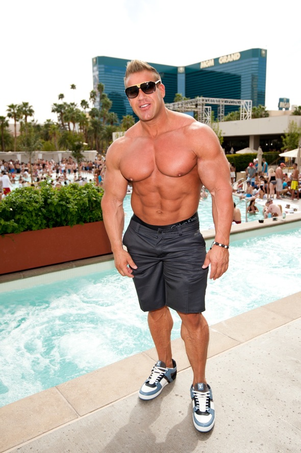 Bodybuilder Jay Cutler Biography and Spouse - Weight Loss ...