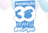 Promoção 30 Anos Pé com Pé pecompe30anos.com.br