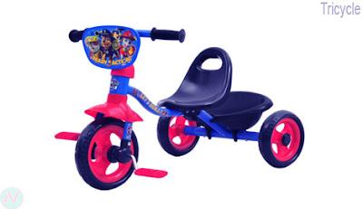 Tricycle, trike