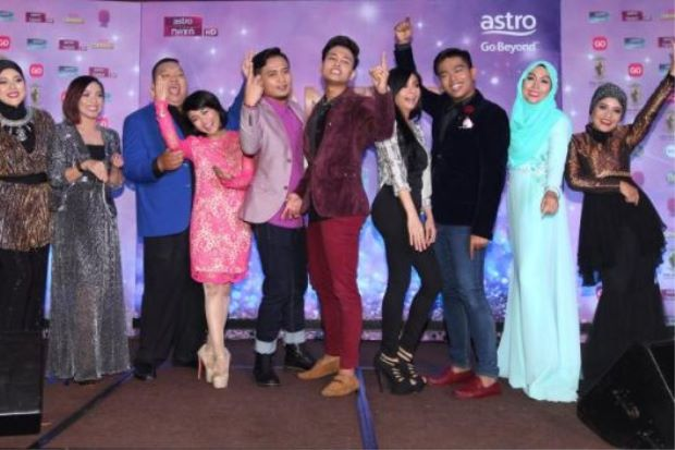 Peserta Dangdut Star