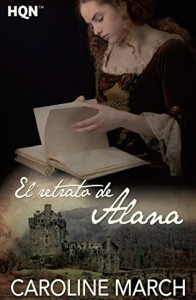 [Reseña] El retrato de Alana // Caroline March