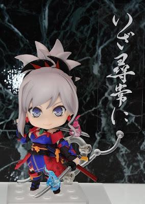 Nendoroid Saber / Miyamoto Musashi