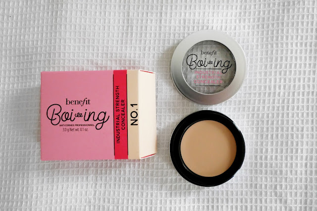 benefit boo-ing industrial strength concealer
