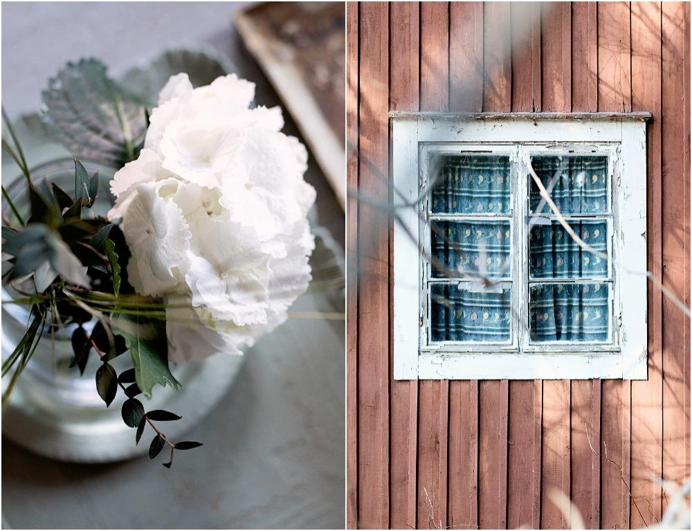 kukka, koti, sisustus, valokuvaus, Visualaddict, valokuvaaja Frida Steiner, ikkuna, vanha talo, espoo, hortensia