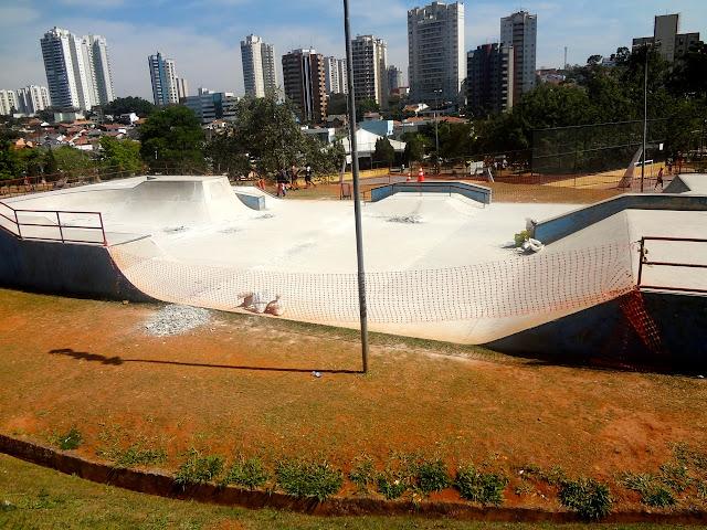 Pistas de skate Bosque Maia em Guarulhos