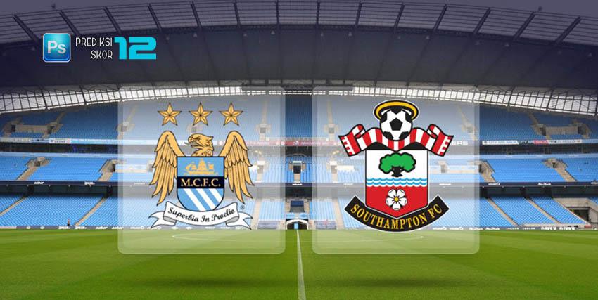 Prediksi Manchester City vs Southampton 23 Oktober 2016