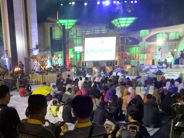 Kampoeng Ramadhan Global TV Pusdai Jabar
