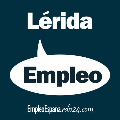 Empleos en Lérida | Cataluña - España
