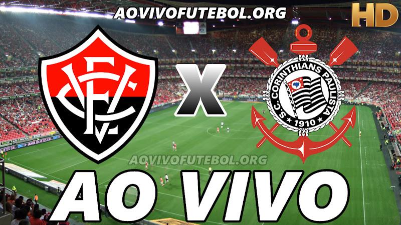 Vitória x Corinthians Ao Vivo HD TV PFC