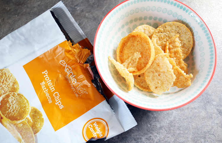 Exante Diet Barbeque Protein Crisps review