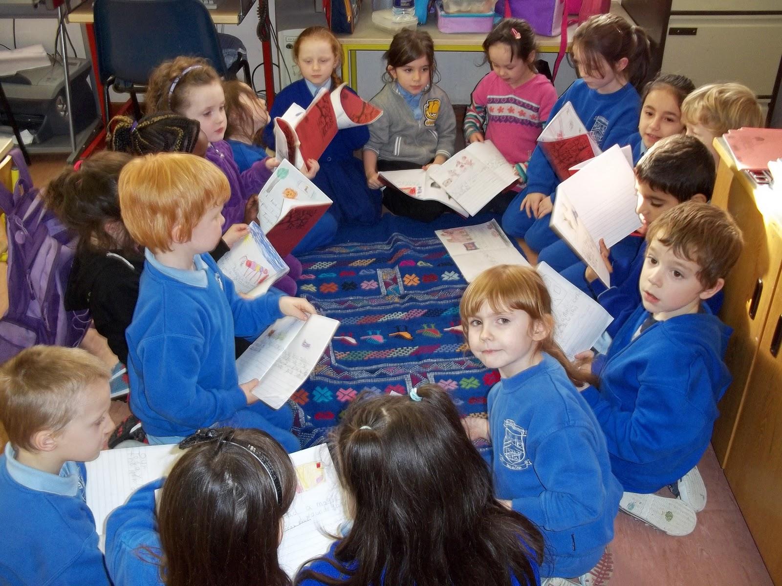 Literacy Site Magic Carpet Ride