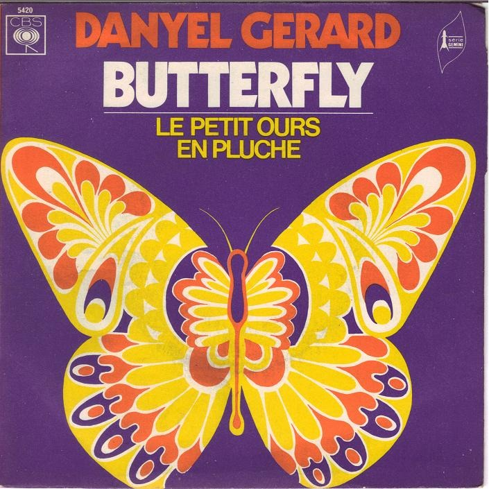 Danyel Gérard: Butterfly (cover)