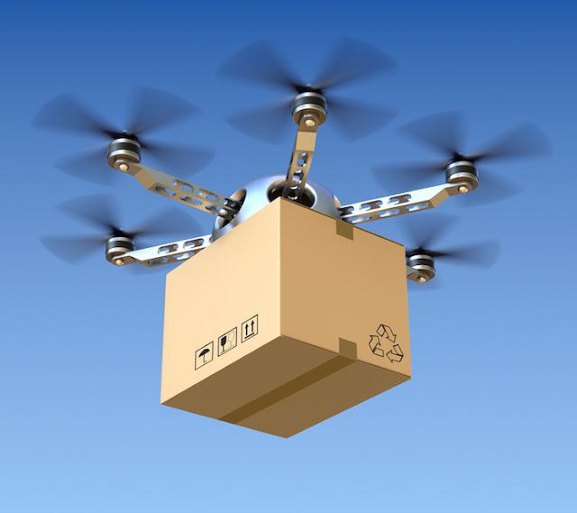 Delivering Drone