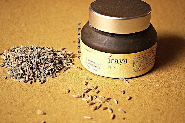 Iraya Jirakadi Lepa Depigmentation Recipe Packaging