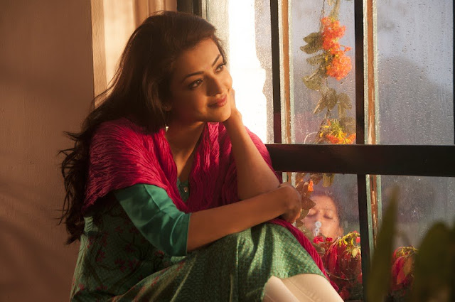 Kajal agarwal in Kavalai vendam Tamil movie Stills