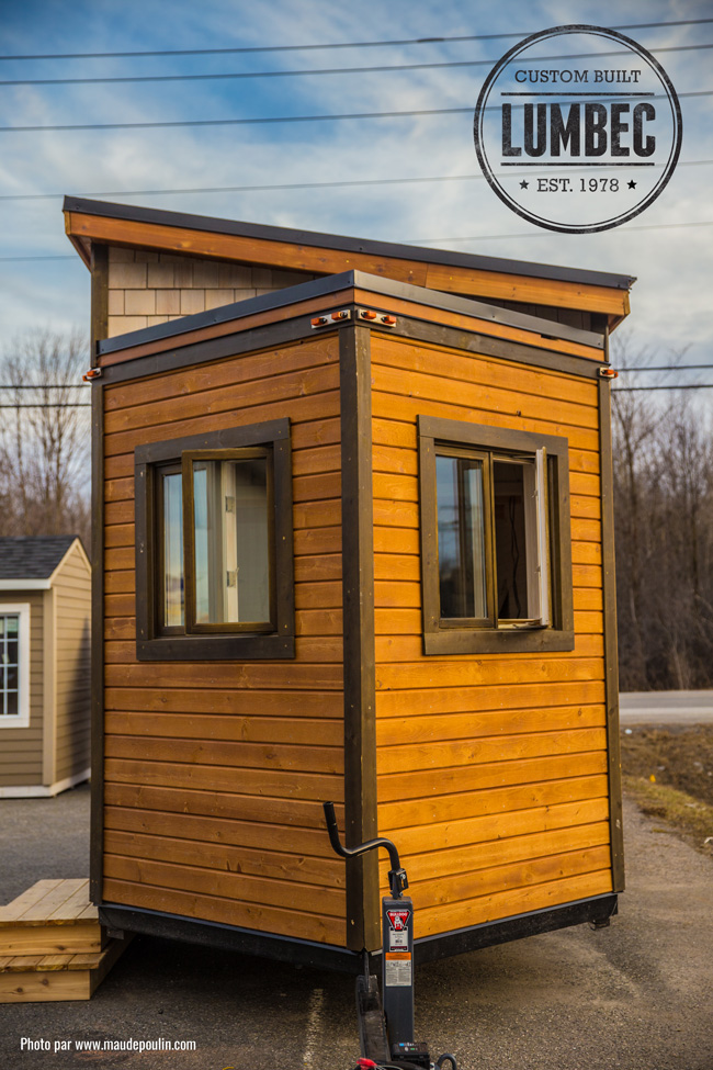 Tiny House Town The Lumbec Micro House