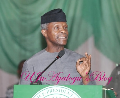 Time To Open 'New Page' In Anti-Corruption War— Osinbajo