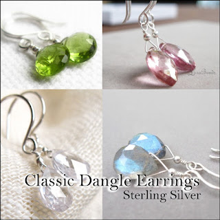 Classic Dangle Earrings