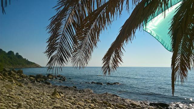 Mittelmeer Italien Salerno Cilento Kampanien Urlaub