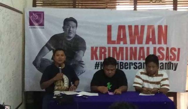 Dituduh Menghina Megawati, Dandhy Siap Buka-bukaan