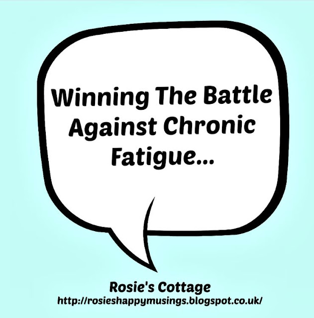 Winning the battle against chronic fatigue