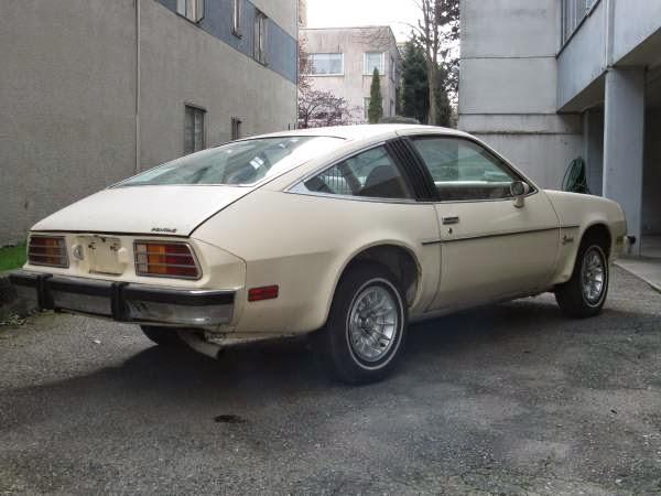 1980 Pontiac Sunbird Hatchback | Auto Restorationice