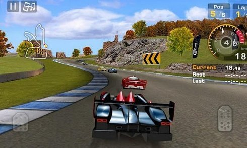 Game GT Racing Motor Academy Free+