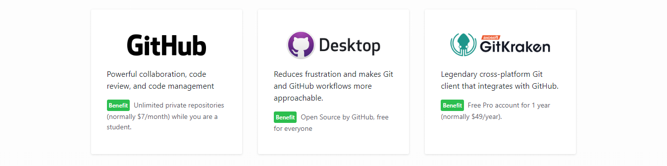 WHAT IS GITHUB EDUCATION'S STUDENT DEVELOPER PACK