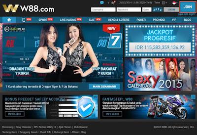 Freebet Terbaru - W88 - Bonus Deposit 100%