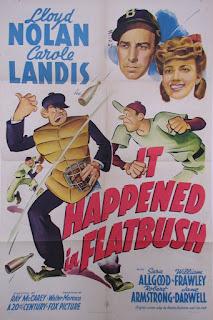 Carole Landis It Happened In Flatbush