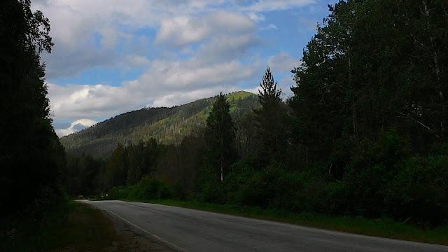 Гора Сугомак