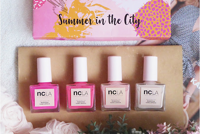 Summer in the City | NCLA