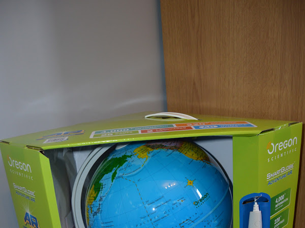 Review - Oregon Scientific Smart Globe Adventure