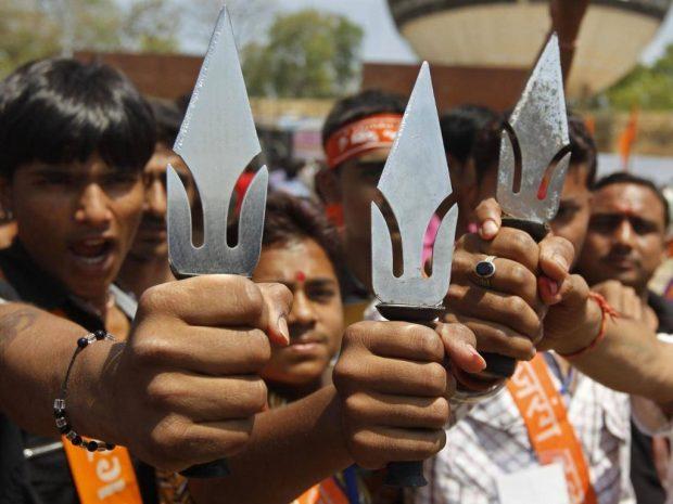 Biadab! Ekstremis Hindu Bunuh Muslim Lalu Diposting di Media Sosial
