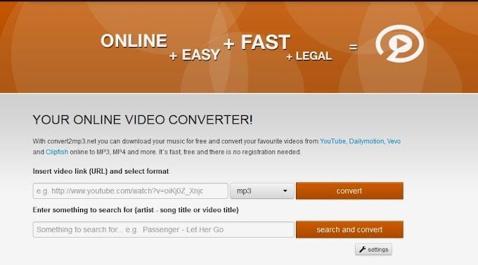 convert2mp3.net - Κατεβάστε εύκολα και γρήγορα τραγούδια για την συλλογή σας
