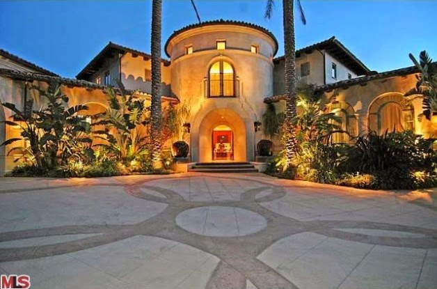 Nba Chris Bosh Lists Party Mansion In Pacific Palisades