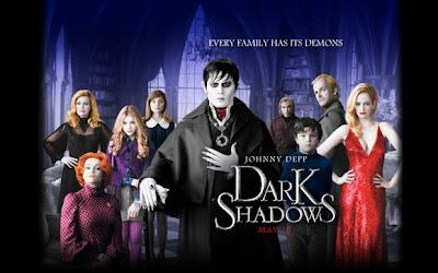 Dark Shadows Tim Burton