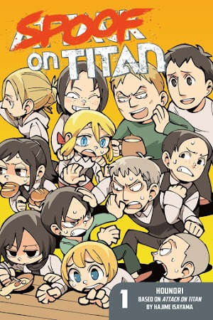 Attack on Titan Spoof on Titan [Ingles] [2/2] [MANGA] [MEGA] [PDF]
