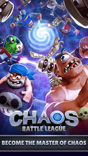 Chaos Battle League download - Tựa game chiến thuật miễn phí cho Android