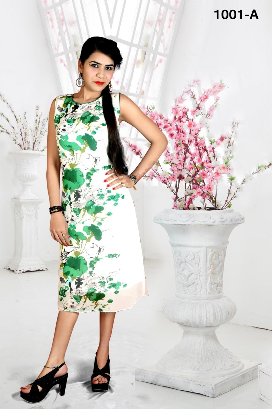 Charming – Beautiful Designer Worked Kurti