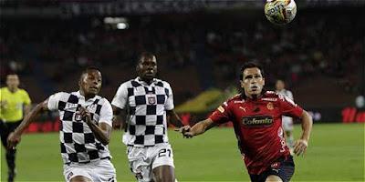 Boyacá Chicó vs Medellin